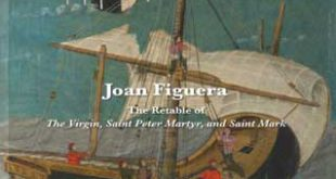 Joan Figuera: Retable of the Virgin, Saint Peter Martyr and Saint Mark