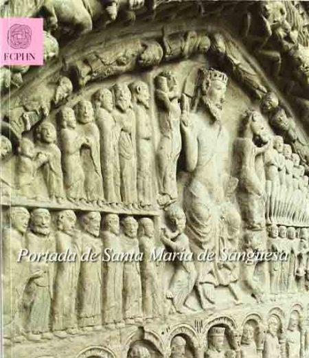 Portada de Santa María de Sangüesa: imaginario románico en piedra