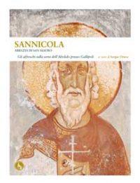 Sannicola, abbazia di San Mauro. Gli affreschi sulla Serra dell'Altolido presso Gallipoli