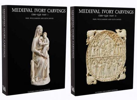 Medieval Ivory Carvings, 1200-1550