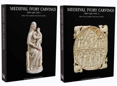 Medieval Ivory Carvings, 1200-1550