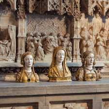 Escultura medieval