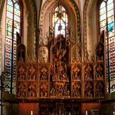Mobiliario litúrgico
