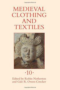 Medieval Clothing and Textiles, 10