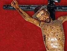 Crocifissi dolorosi della Sardegna. Il Nicodemo di Oristano