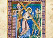 Cruz y cultura en la Inglaterra Anglonormanda