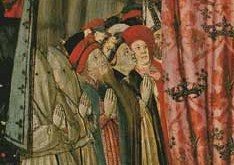 Antonio da Fabriano. Madonna della Misericordia