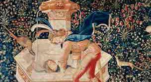 Una fiesta de los sentidos: Arte y experiencia en la Europa medieval