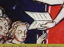 Piedad y producción en los manuscritos del Apocalipsis ingleses del siglo XIV