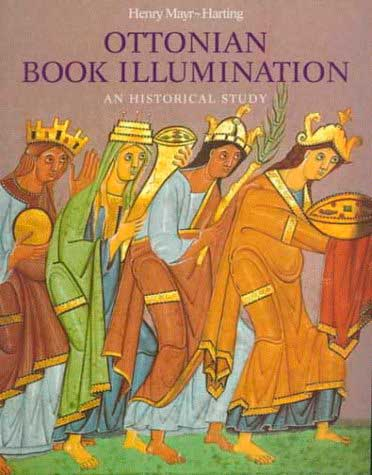 Ottonian Book Illumination. An Historical Study