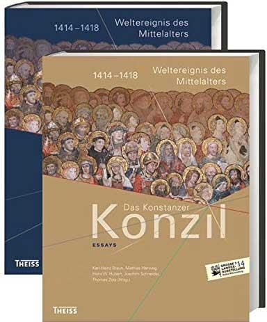 Das Konstanzer Konzil. 1414-1418. Weltereignis des Mittelalters