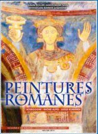 Peintures romanes: Bourgogne, Rhône-Alpes, Suisse romande