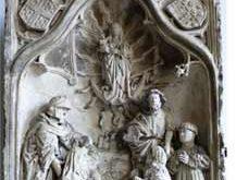 El monumento funerario medieval en la antigua diócesis de Lieja