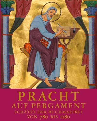 Pracht auf Pergament. Schätze der Buchmalerei von 780 bis 1180