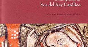 Pintura mural gótica en Sos del Rey Católico