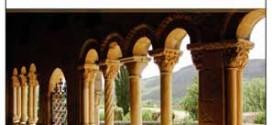 Pórticos románicos en las tierras de Castilla