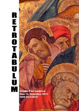 Revisió del catàleg artístic dels Ortoneda, a partir d'un retaule de Cabra