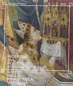 Estudio sobre el Políptico Stefaneschi. Giotto en la Pinacoteca Vaticana