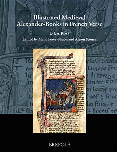 Illustrated Medieval Alexander-Books in French Verse