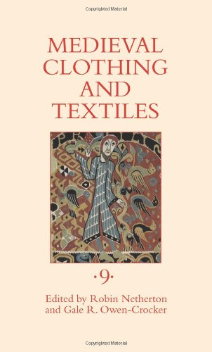Medieval Clothing and Textiles, 9