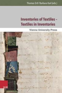 Inventories of Textiles – Textiles in Inventories