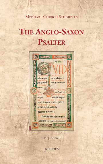 The Anglo-Saxon Psalter