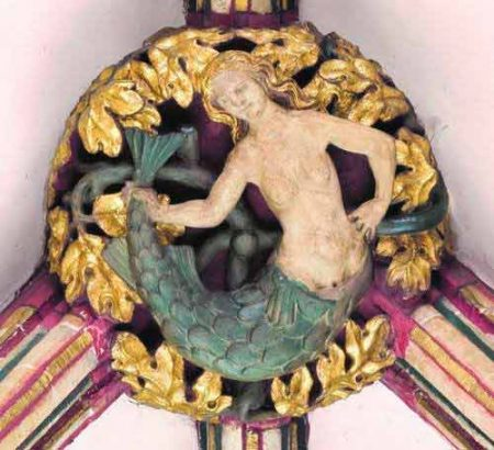 Daughters of the Dark Sea: The Mermaid in English Medieval Sculpture